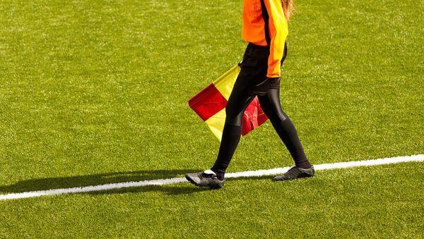 Rozhodčí v ženském fotbale - Sputnik Česká republika