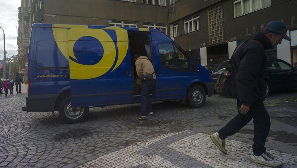 Česká pošta - Sputnik Česká republika