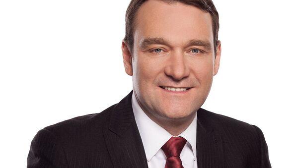 Místopředseda hnutí SPD Radim Fiala - Sputnik Česká republika