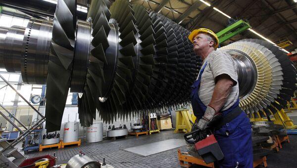 Továrna Siemens v Německu - Sputnik Česká republika