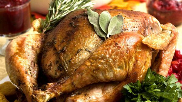 Upečené kuře. Ilustrační foto - Sputnik Česká republika