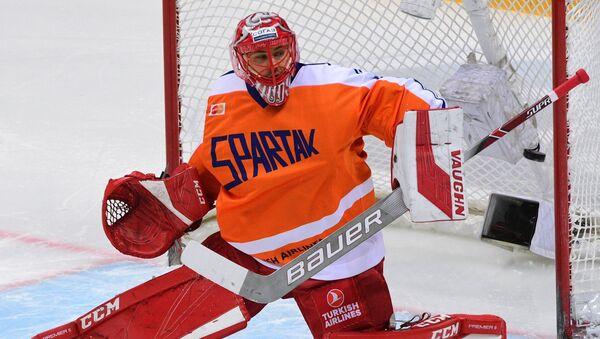 Slovenský hokejista Július Hudáček - Sputnik Česká republika