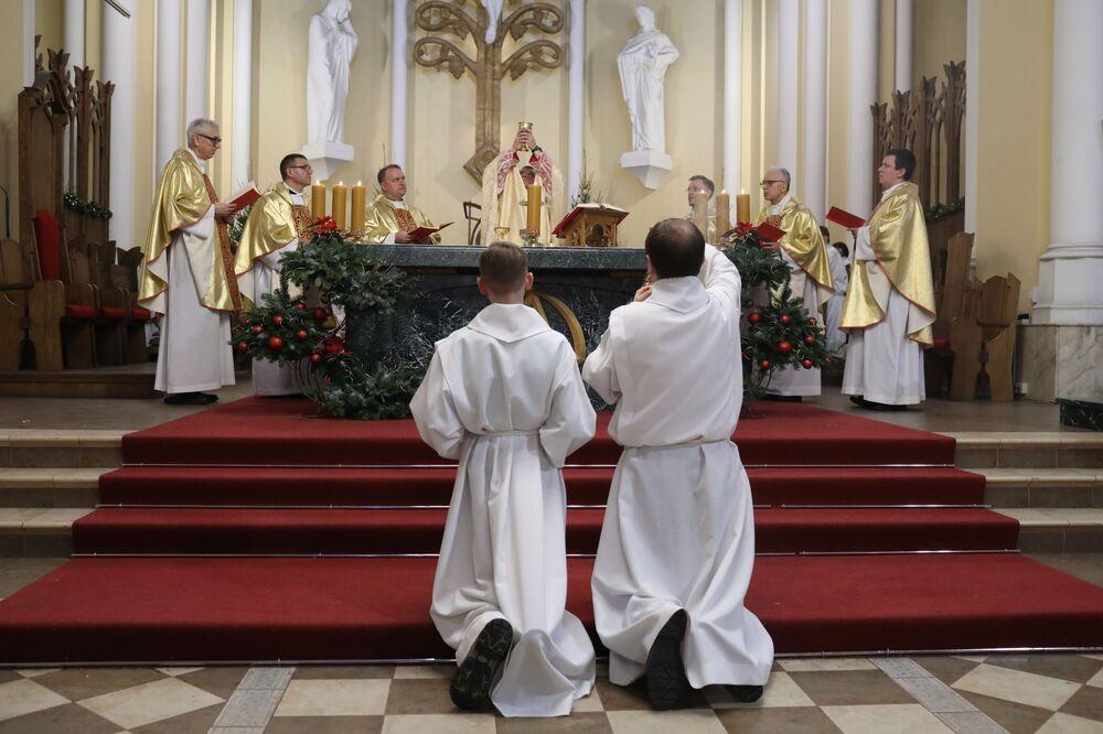 Jak se slaví katolické Vánoce ve světě?