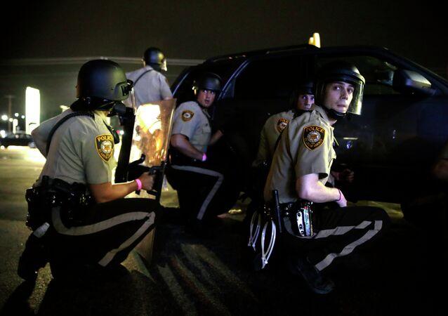 Policie ve Fergusonu