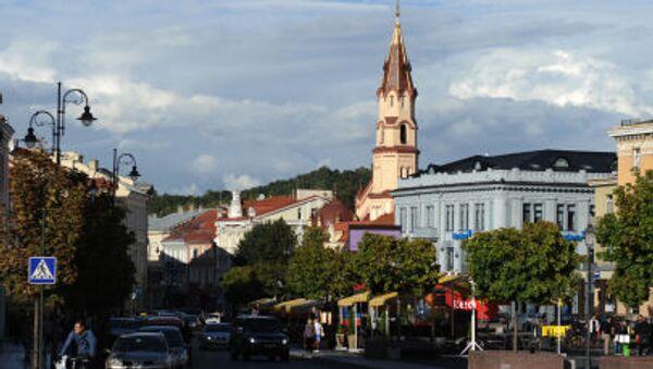 Vilnius. Ilustrační foto - Sputnik Česká republika