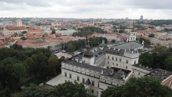 Vilnius (Litva) - Sputnik Česká republika