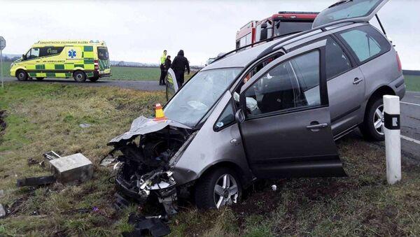 Vážná dopravní nehoda - Sputnik Česká republika