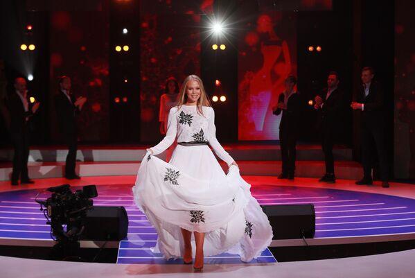 Soutěž krásy Miss Moskva 2018 - Sputnik Česká republika