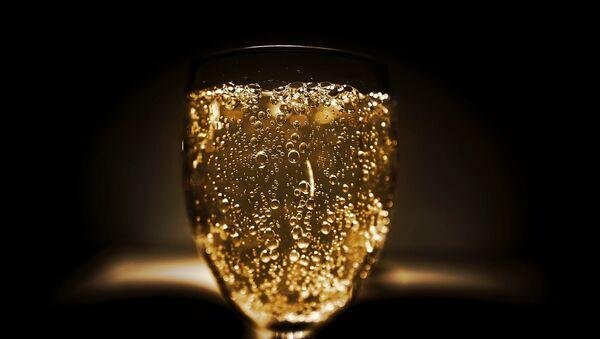 Pohár na šampaňské - Sputnik Česká republika