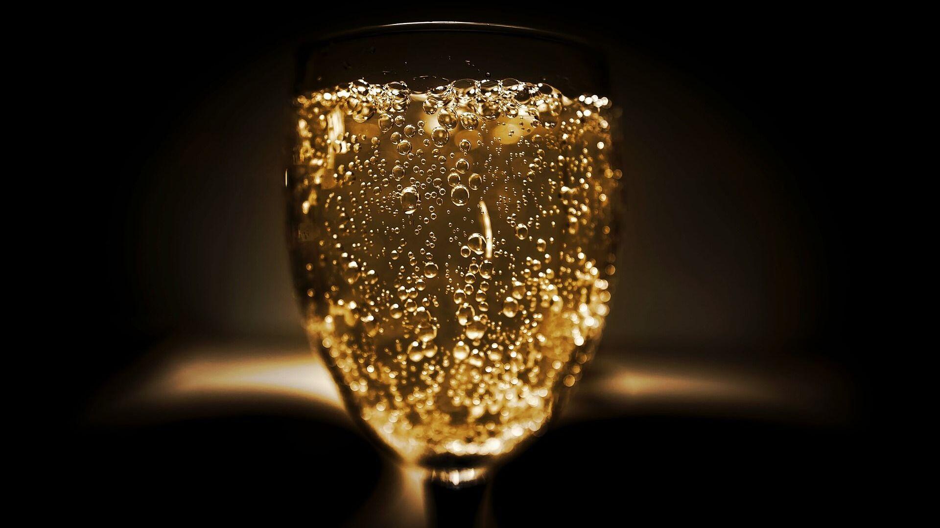 Pohár na šampaňské - Sputnik Česká republika, 1920, 27.07.2021