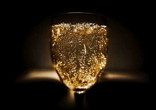 Pohár na šampaňské