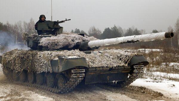 Ukrajinský voják. Archivní foto - Sputnik Česká republika