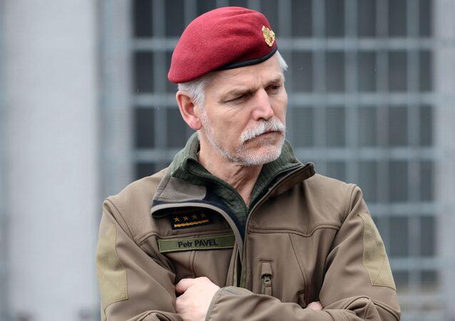 Český generál Petr Pavel