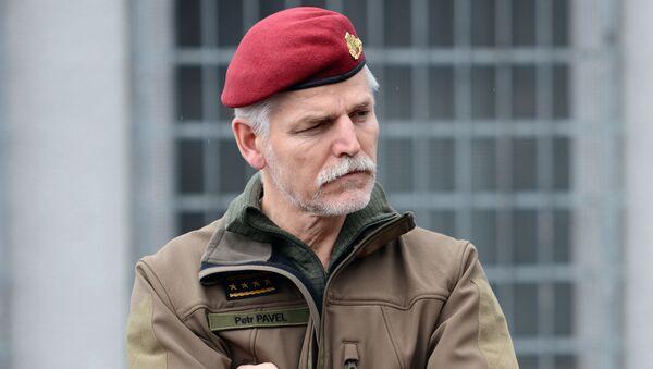Český generál Petr Pavel - Sputnik Česká republika