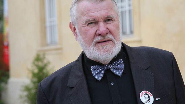 Bývalý europoslanec Jaromír Štětina  - Sputnik Česká republika