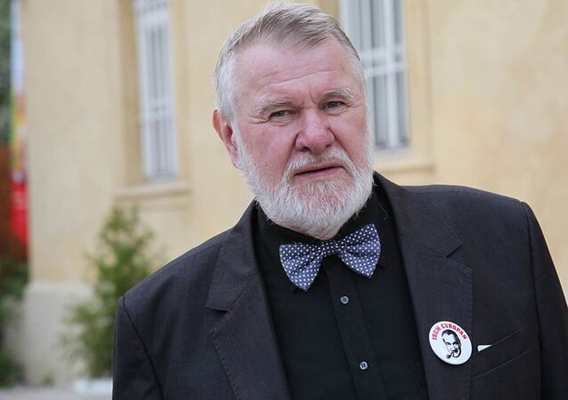 Bývalý europoslanec Jaromír Štětina