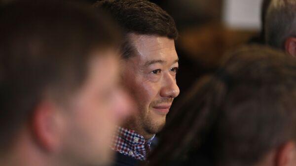 Předseda politického hnutí SPD Tomio Okamura - Sputnik Česká republika