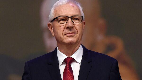 Český senátor Jiří Drahoš - Sputnik Česká republika