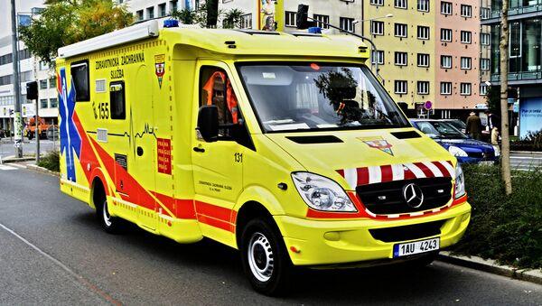 Záchranná služba. Ilustrační foto - Sputnik Česká republika