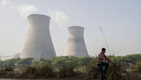 Jaderná elektrárna v Indii - Sputnik Česká republika