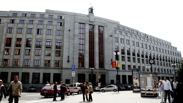 Česká národní banka (ČNB) - Sputnik Česká republika