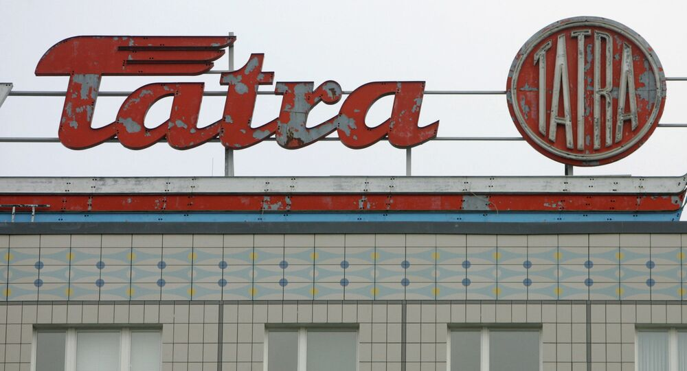 logo Tatra