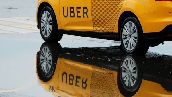 Uber - Sputnik Česká republika