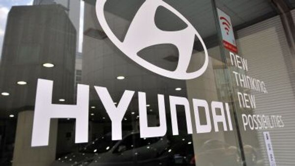 Hyundai - Sputnik Česká republika