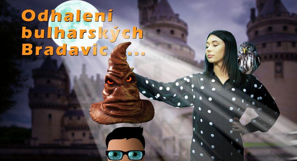 Alohomora! Sputnik odhalil slavné předpovědi  Vangy