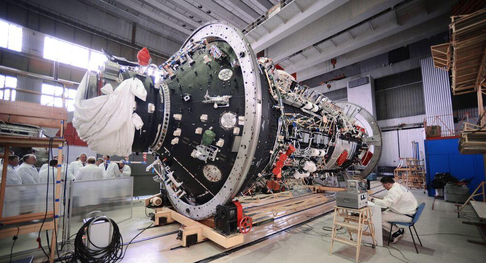 Státní kosmické vědeckovýrobní středisko M. V. Chruničeva