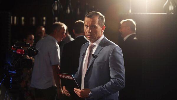 Jaromír Soukup - Sputnik Česká republika