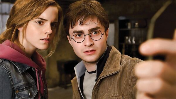 Harry Potter - Sputnik Česká republika