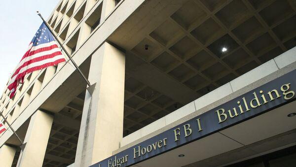 sídlo FBI - Sputnik Česká republika