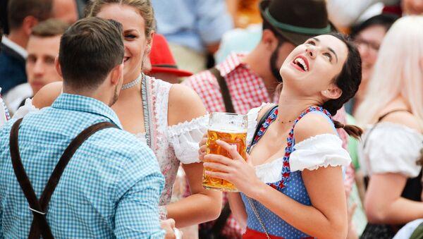 Mnichovský Oktoberfest  - Sputnik Česká republika