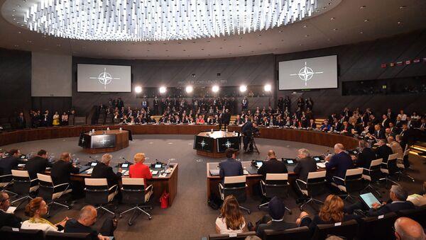 Setkání Atlantic Council v Bruselu - Sputnik Česká republika