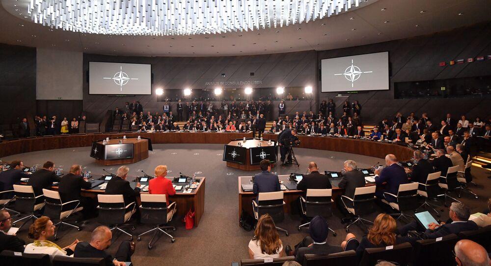 Setkání Atlantic Council v Bruselu