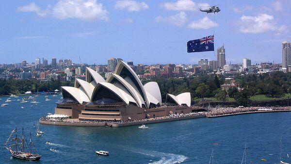 Sydney. Austrálie - Sputnik Česká republika