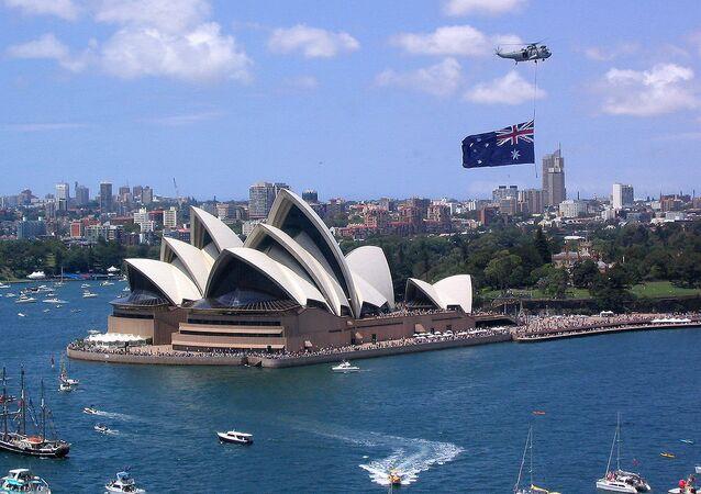 Sydney. Austrálie