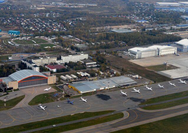 Moskevské letiště