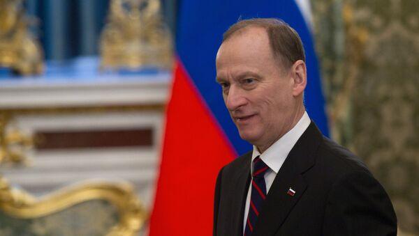 Nikolaj Patrušev - Sputnik Česká republika