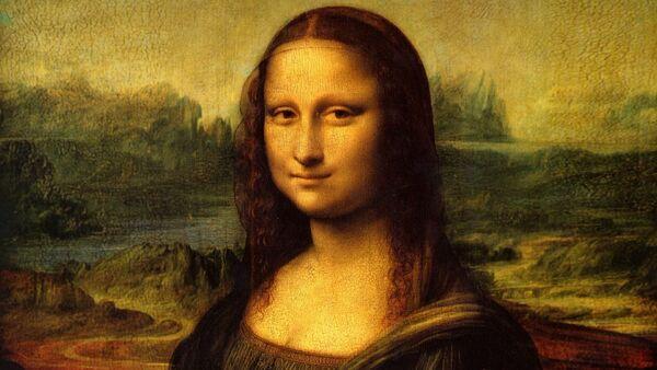 The Mona Lisa - Sputnik Česká republika