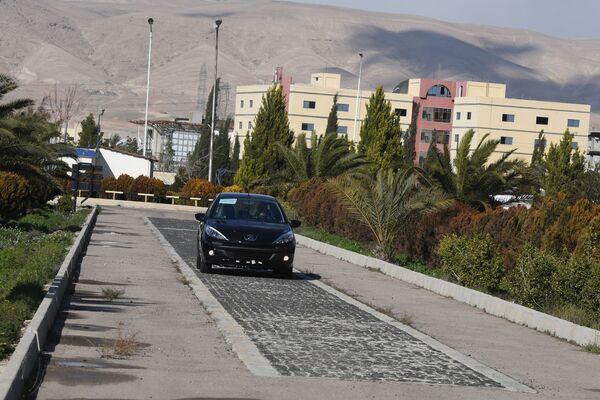 Automobilový podnik Siamco v Sýrii znovu ožil - Sputnik Česká republika