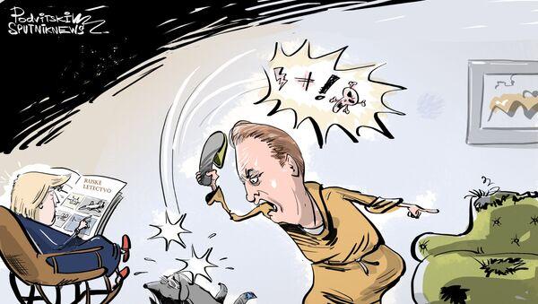 Když slova nestačí - Sputnik Česká republika