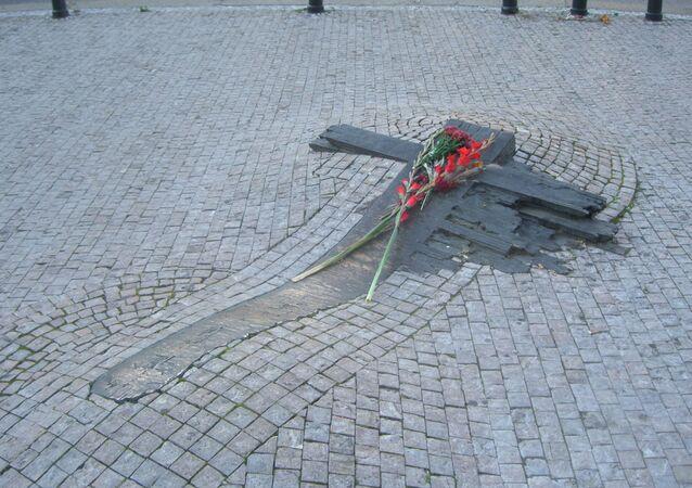 Památník Jana Palacha v Praze