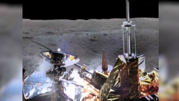 Čínská kosmická sonda odhaluje krásu odvrácené strany Měsíce - Sputnik Česká republika