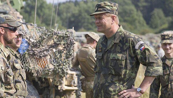 Český generál Josef Bečvář - Sputnik Česká republika