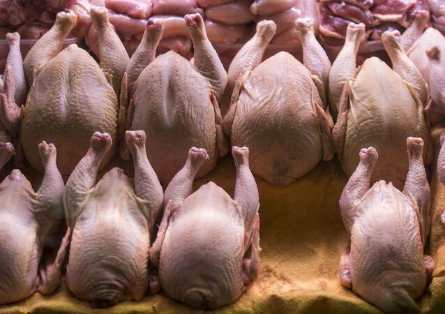 Kuřecí maso. Ilustrační foto