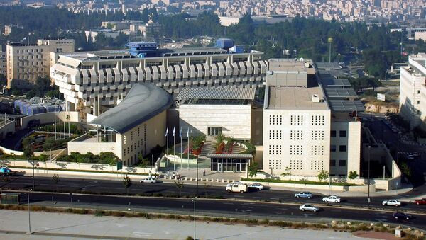 MZV Izraele - Sputnik Česká republika