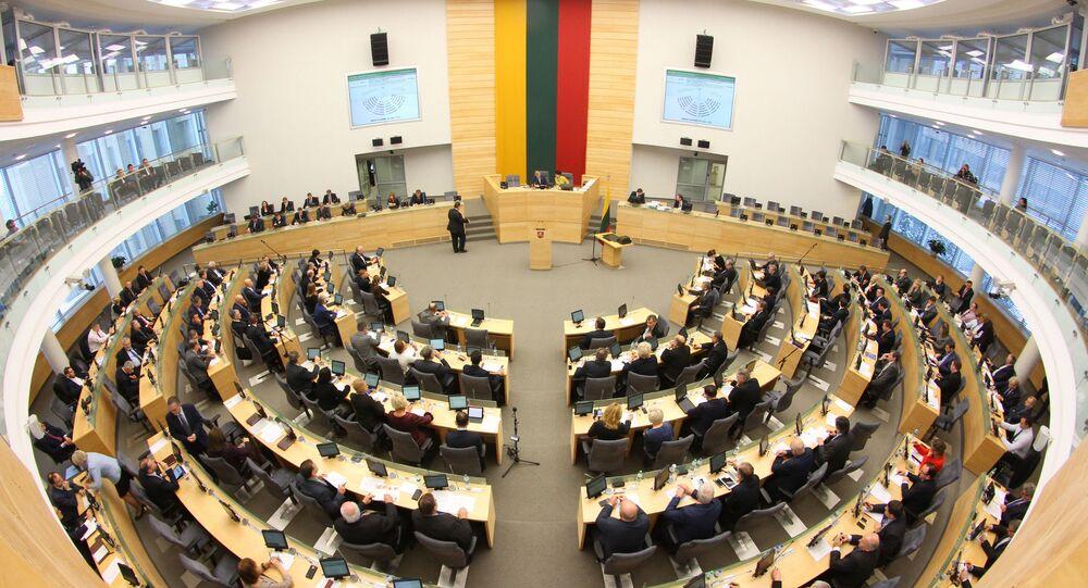 Parlament Litvy