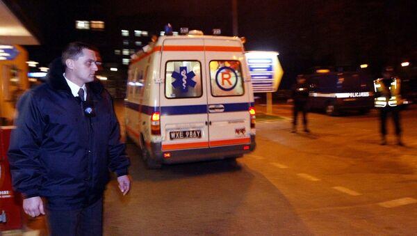 Ambulance v Polsku - Sputnik Česká republika